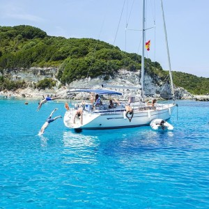 Bipolar Sailing Trip (Διπολικό Ιστιοπλοϊκό ταξιδάκι)